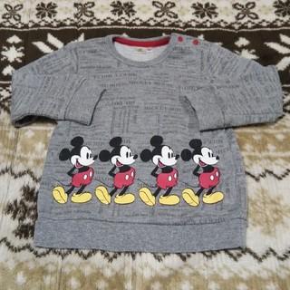 Disney - ミッキー トレーナー①