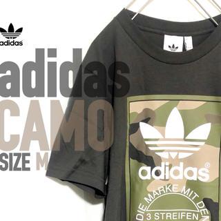 adidas - 即購入OK【Mサイズ 新品】adidas/CAMO/T-shirt