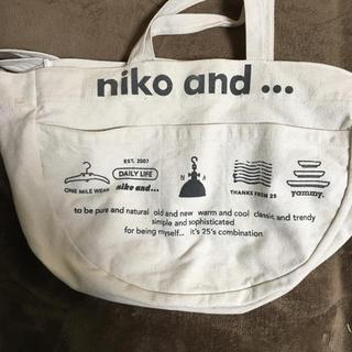 ニコアンド(niko and...)のニコアンド(トートバッグ)