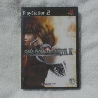 プレイステーション2(PlayStation2)のPS2 シャドウハーツⅡ 美品(携帯用ゲームソフト)