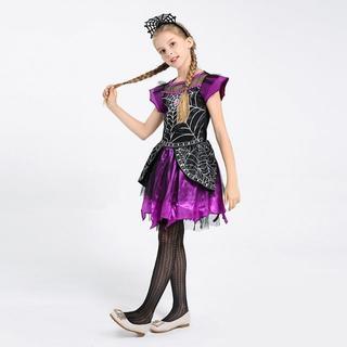 ハロウィーン キッズドレス コスプレ 衣装(ワンピース)