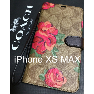 コーチ(COACH)のコーチiPhone XS/MAX(iPhoneケース)