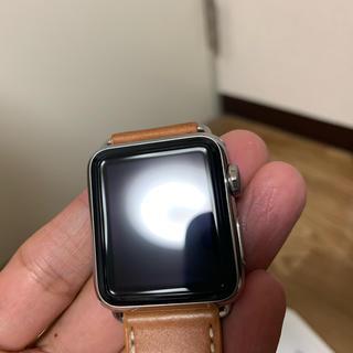 Apple Watch - 美品◎ アップルウォッチ 初代  38mmステンレス