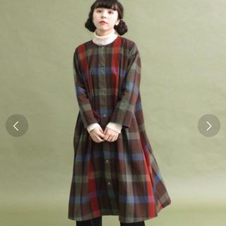 Dot&Stripes CHILDWOMAN - dot&stripes childwoman チェックワンピース