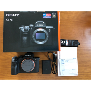 SONY - SONY α7III ILCE-7M3 美品