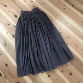 ビームス(BEAMS)のRBS ギャザーマキシスカート (ロングスカート)