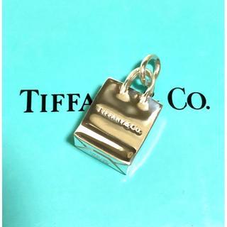 Tiffany & Co. -  ティファニー シルバー ショッピング チャーム トップ ペンダント