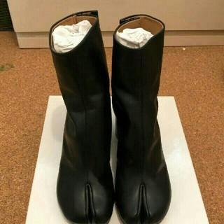 Maison Martin Margiela - 38Margiela マルジェラ 足袋ブーツ ブラック
