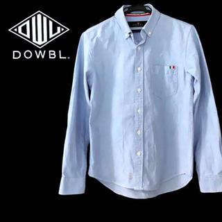 ダブル(DOWBL)のDOWBL ダブル シャツ メンズ 44 M ワイシャツ 長袖 トップス S(シャツ)