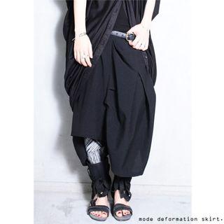 antiqua - 【antiqua】変形 モード スカート 【アンティカ】