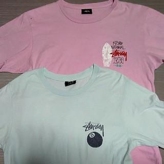 STUSSY - stuusy  ティシャツ 2枚 size s