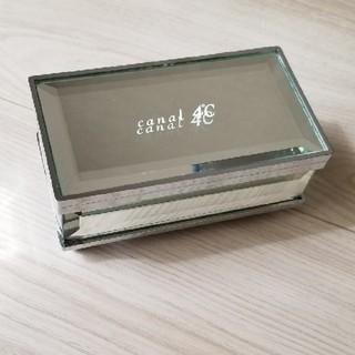 ヨンドシー(4℃)のcanal 4℃「星に願いを」オルゴールケース(オルゴール)
