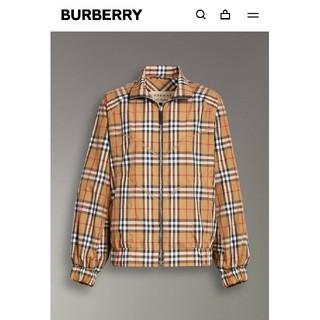 バーバリー(BURBERRY)のBURBERRY バーバリー チェックジャケット(ブルゾン)