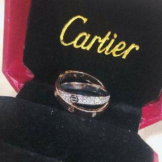 Cartier - カルティエ リング 指輪
