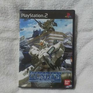 プレイステーション2(PlayStation2)のPS2 機動戦士ガンダム戦記(家庭用ゲームソフト)