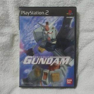 プレイステーション2(PlayStation2)のPS2 機動戦士ガンダム(家庭用ゲームソフト)