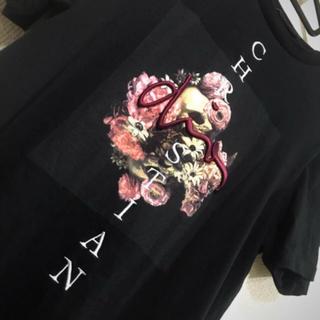 DIOR HOMME -  国内正規品 dior homme 16aw ヴァニタス tシャツ ディオール