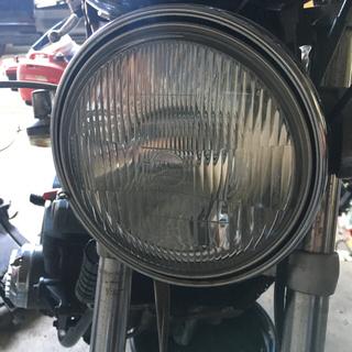 カワサキ(カワサキ)のカワサキ ゼファー 400 ヘッドライト 左右レバー(パーツ)