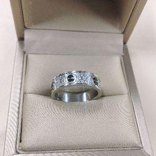 カルティエ(Cartier)の極美品 Cartier リング(指輪) 正規品(リング(指輪))