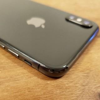 iPhone - hikoo様専用 美品!iPhoneX 64GB SB バッテリー100%!