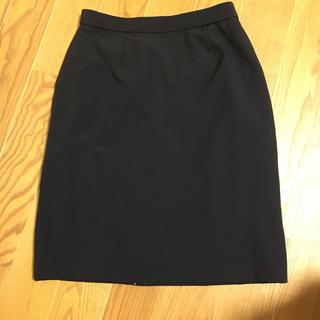 しまむら - ストレッチタイトスカート 黒