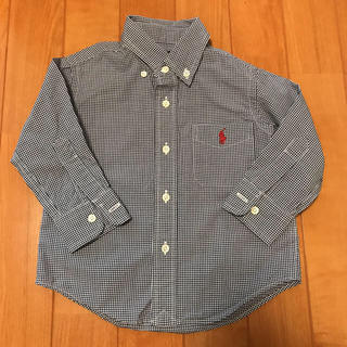 Ralph Lauren - ラルフローレンチェックシャツ80