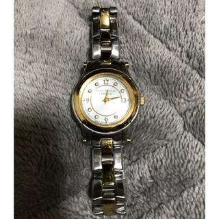 STAR JEWELRY - STAR JEWELRY ECO 8Pダイヤソーラー腕時計