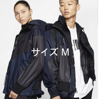 sacai - サイズ M NIKE Sacai Hooded Anorak jacket