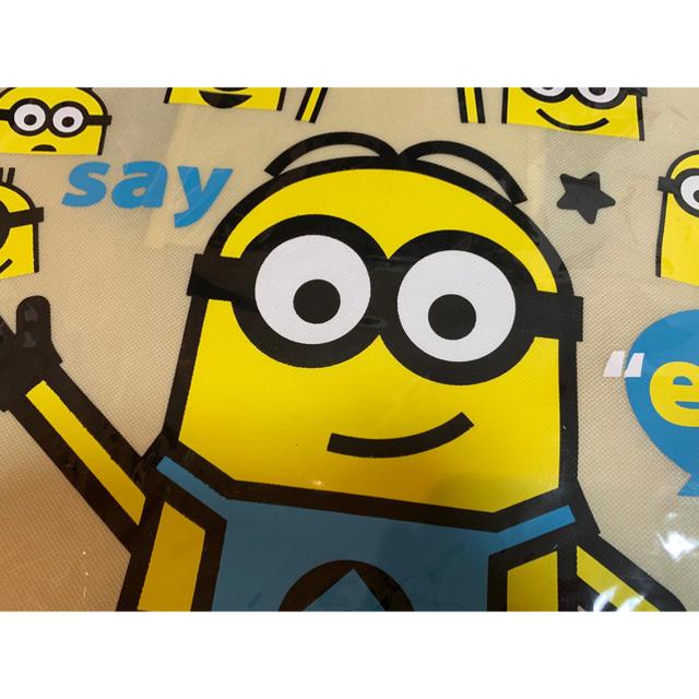ミニオン(ミニオン)のミニオン  トートバッグ エンタメ/ホビーのおもちゃ/ぬいぐるみ(キャラクターグッズ)の商品写真