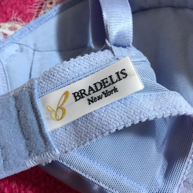 BRADELIS New York(ブラデリスニューヨーク)のブラデリス  ニューヨーク ブラ レディースの下着/アンダーウェア(ブラ)の商品写真