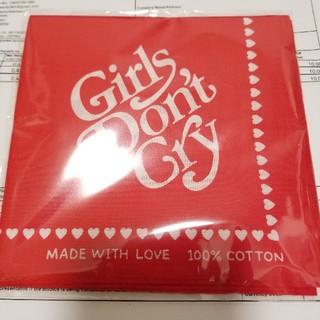 ジーディーシー(GDC)のgirl's don't cry online バンダナ(バンダナ/スカーフ)