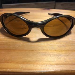オークリー(Oakley)のオークリー アイジャケット(ビンテージ)(サングラス/メガネ)