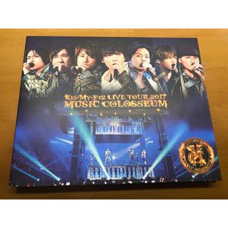 キスマイフットツー(Kis-My-Ft2)のKis-My-Ft2 Blu-ray MUSIC COLOSSEUM(ミュージック)