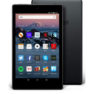 ANDROID - Fire HD 8 タブレット 32GB Alexa搭載