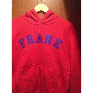 ビームス(BEAMS)のFRANK logo parka(パーカー)