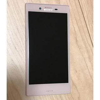 Xperia - 美品 SO-02J Xperia X Compact SIMフリー 画面傷なし