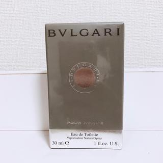 BVLGARI - 未使用!BVLGARI プールオム 30ml
