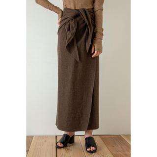 トゥデイフル(TODAYFUL)の新品未使用 リトルスージー  スカート 2019AW(ロングスカート)