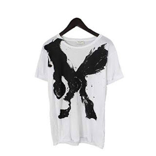 Saint Laurent - saint laurent paris mr.x Tシャツ