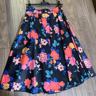 トランテアンソンドゥモード(31 Sons de mode)の新品タグ付き❤(ひざ丈スカート)