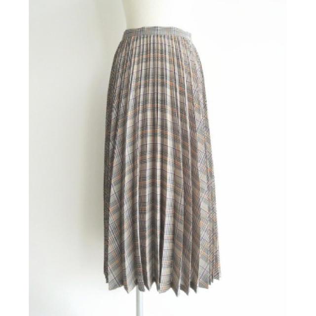 FRAY I.D(フレイアイディー)のフレイアイディー チェックスカート レディースのスカート(ロングスカート)の商品写真