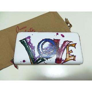クリスチャンルブタン(Christian Louboutin)の未使用[Christian  Louboutin ] 長財布(財布)