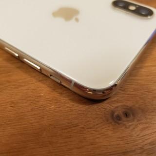 iPhone - 美品!iPhoneX 64GB SB バッテリー89%