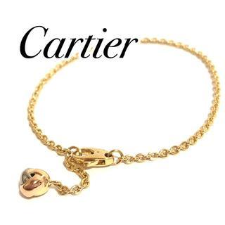 Cartier - カルティエ K18 YG WG PG ベビートリニティ ブレスレット