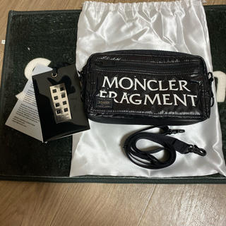 MONCLER - MONCLER FRAGMENT クロスボディバッグ PORTER