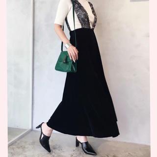 Ameri VINTAGE - Ameri vintage PEARL DCKING DRESS