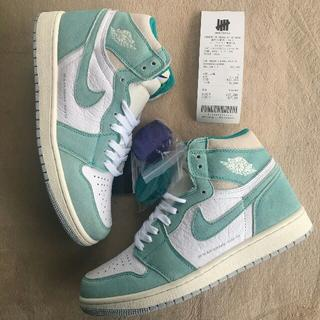 NIKE - NIKE AIR JORDAN1 TURBO GREEN 23.5cm