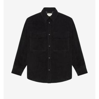 フィアオブゴッド(FEAR OF GOD)のFear of god ultrasuede shirts jacket XS(ブルゾン)