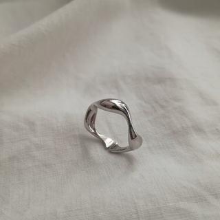 アングリッド(Ungrid)の【 New 】925 wave ring 1 *(リング(指輪))