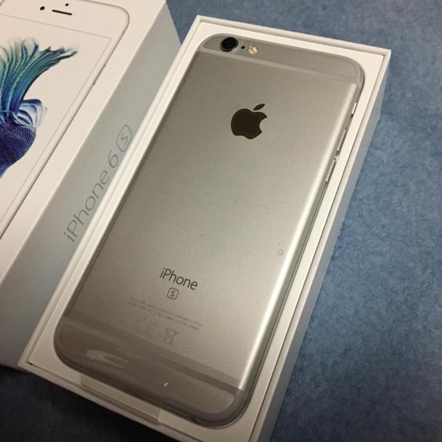 Apple(アップル)の【未使用】iPhone 6s simロック解除済 スマホ/家電/カメラのスマートフォン/携帯電話(スマートフォン本体)の商品写真